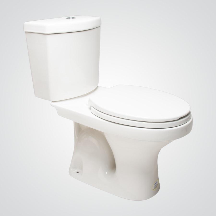 Inodoro Malibú Dual Flush Piso