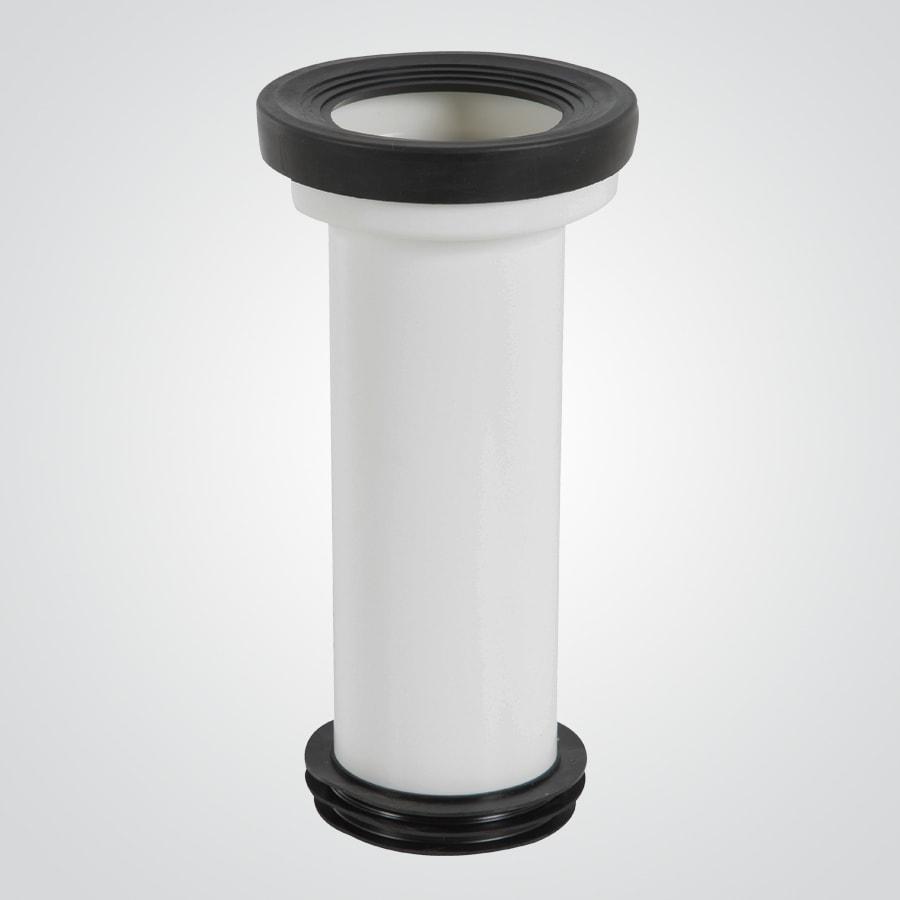 Tubo de conexión taza-muro