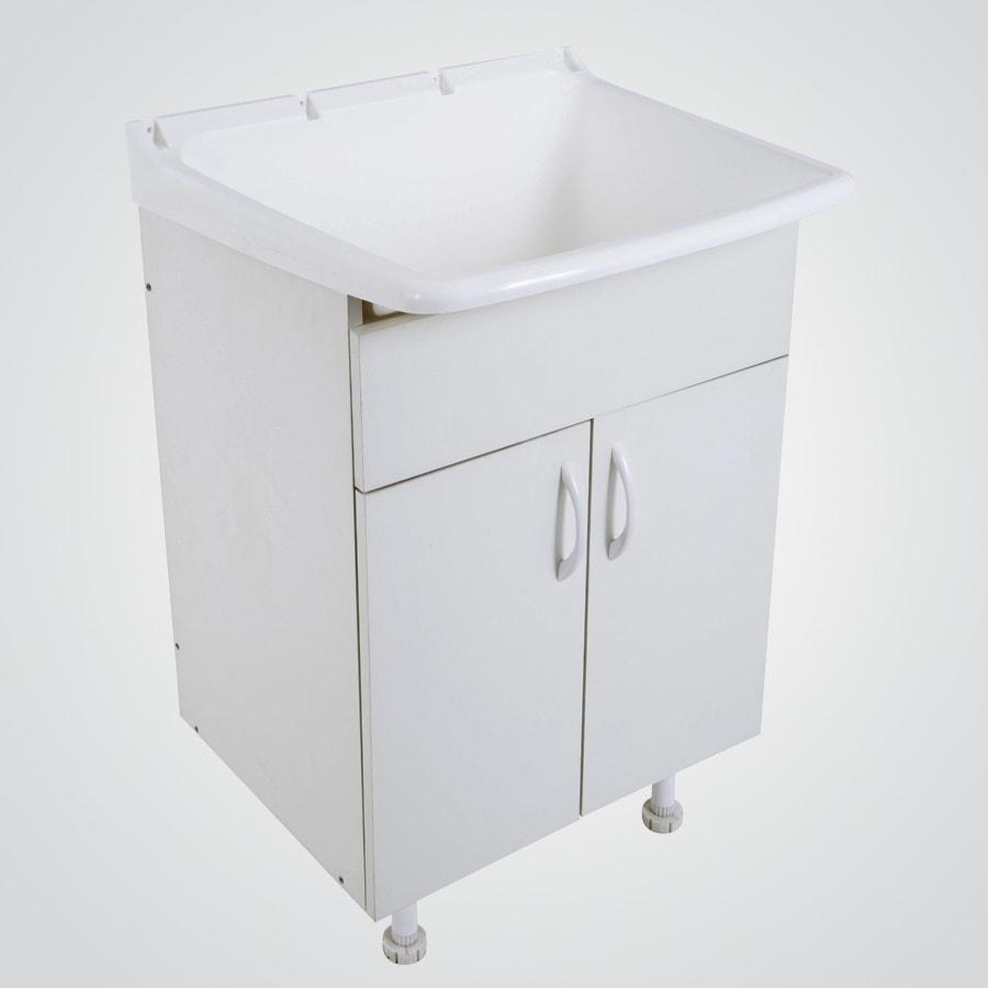 Kit mueble lavarropas de 24 litros