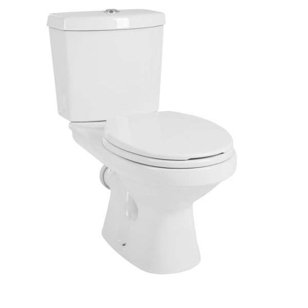 Inodoro Malibú Dual Flush Muro